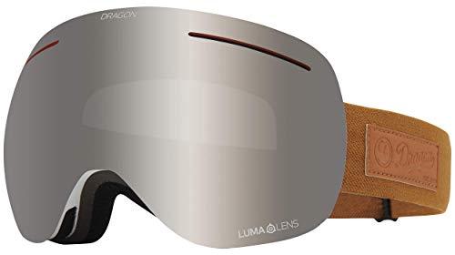 Dragon DR X1 - Gafas de nieve (Coyote/LLSILION+LLVIOLET)