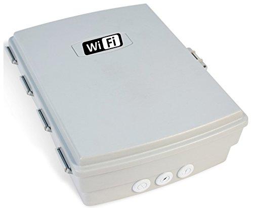 Waterproof WiFi Indoor Outdoor Weatherproof Enclosure Cabinet Box
