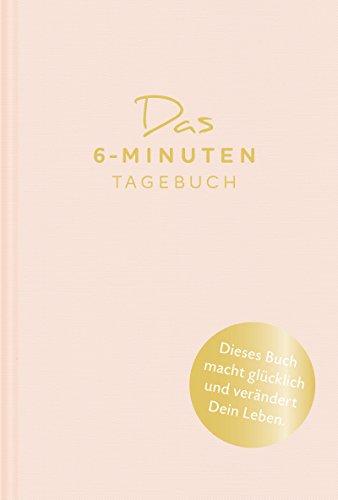 Das 6-Minuten-Tagebuch (orchidee): Ein Buch, das dein Leben verändert