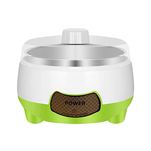 Find Bargain Household Appliances Automatic Yogurt Machine Fermented Stainless Steel Inner Cell Phon...