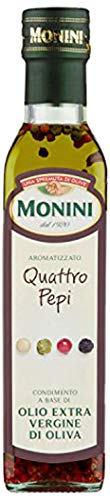 Monini Olio Aromatizzato 250Ml 4 Pepi - [confezione da 2]