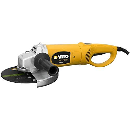 Winkelschleifer 230 mm 230 mm 2200 W Vitopower...
