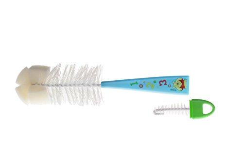 Goupillon Tétine et – la Brosse Disney Winnie l'Ourson Bleu Brosse de nettoyage, brosse aspirateur