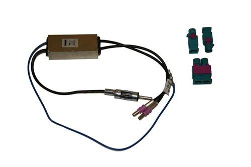 Autoleads PC5-149 Adaptateur autoradio 2 x Fakra vers DIN