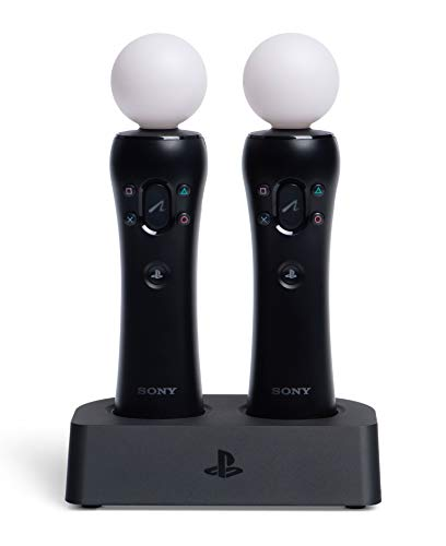 PowerA-Ladestation für PlayStation Move Motion Controller PS4/PS3/PSVR