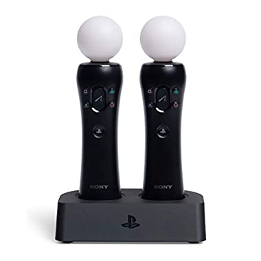 PowerA Charging Dock for PlayStation VR Move Motion Controllers – PSVR – PlayStation 4