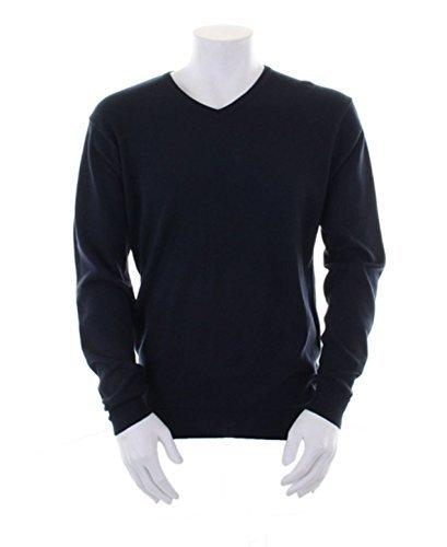Kustom Kit - Pull - Homme Bleu Bleu marine