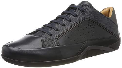 BOSS Avenue_Lowp_ltmx, Herren Sneaker, Blau (Navy 401), 40 EU (6 UK)