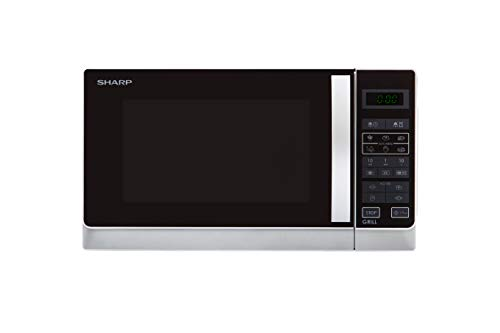 Sharp R642INW 2-in-1 Mikrowelle mit Grill / 20 L /...