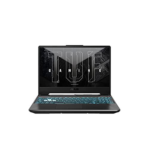 ASUS TUF Gaming F15 FX506HCB-B097T3XB81 - Portátil Gaming de 15.6' Full HD 144Hz (Core i5-11400H, 16GB RAM, 512GB SSD, RTX 3050 4GB, Sin Sistema Operativo) Negro Grafite - Teclado QWERTY español