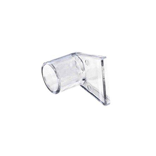 Floridivy Aquarium Fish Tank Duckbill Nozzle Waterpomp pijp, Outlet retourleiding Waterpomp Circulatie Gereedschap Accessoires