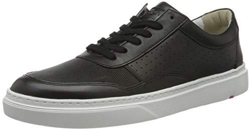 LLOYD Herren BENNIE Sneaker, Schwarz , 42 EU