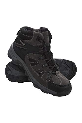 Mountain Warehouse Botas Impermeables Rapid para Mujer - Zapatos para Caminar Superiores...