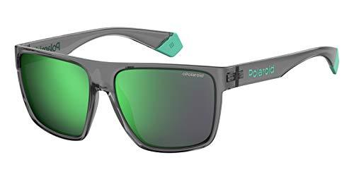 Polaroid Sonnenbrille PLD6076S-KB75Z-60 Gafas de sol, Gris (Gr), 60.0 para Hombre