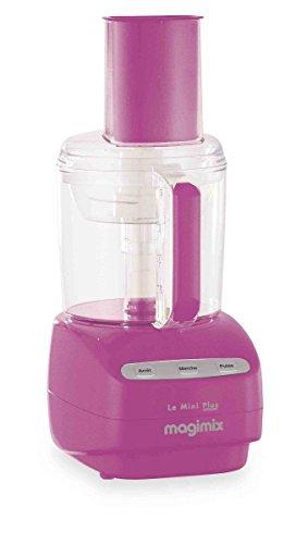 Magimix Robot de cuisine Mini Plus rose bonbon