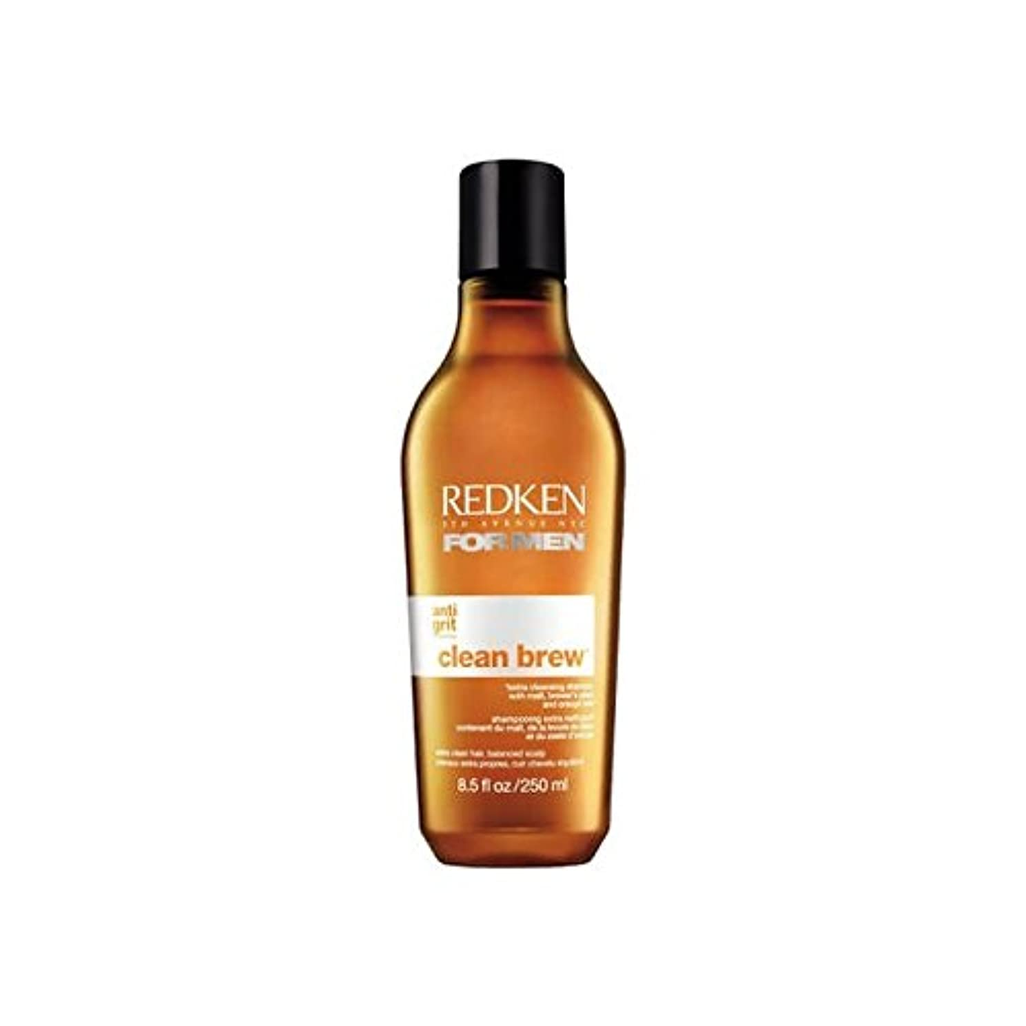 予防接種不安カップル男性きれいな醸造エクストラクレンジングシャンプー250用レッドケン x2 - Redken For Men Clean Brew Extra Cleansing Shampoo 250ml (Pack of 2) [並行輸入品]