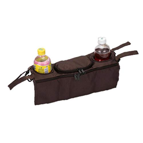 PiniceCore Cochecito De Bebé Organizador Bolsas Térmicas Colgantes De Transporte De Botellas Bolsas Cochecito Accesorios