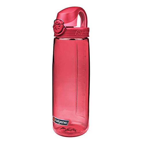 Nalgene Trinkflasche Everyday OTF, Red, 0.7 Liter, 5565-7024