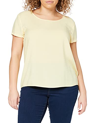 Only Onlfirst One Life SS Solid Top Noos Wvn Camiseta para Mujer