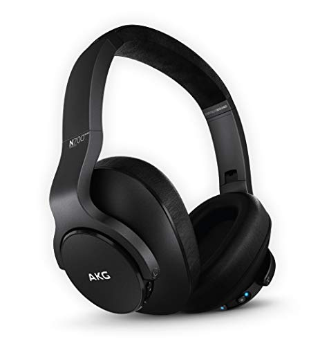 AKG (A Samsung Brand) N700NC M2 Over-Ear Foldable Wireless Headphones, Active Noise...