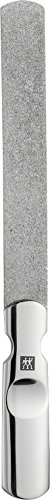 Zwilling Classic Inox Saphir-Formfeile Maniküre Maniküre Nagel rosfreier Edelstahl poliert 130 mm 88330-131-0