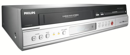 Philips DVDR3430V DVD Recorder/VCR