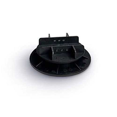 Decking & Tile Flooring Support Adjustable Riser Raiser Pedestal - All Sizes (10, 23-28mm)