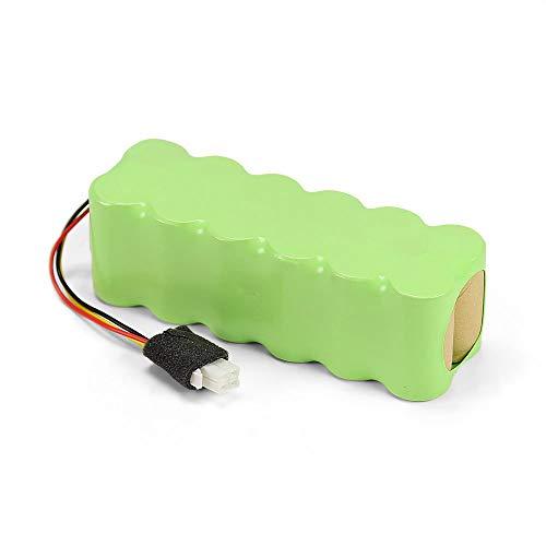 POWERGIANT Batteria DJ96-00113C DJ96-00136B 14.4V 3.0Ah NiMh Batteria di Ricambio Aspirapolvere Batteria per per Samsung Navibot VCR/SR8730 SR8750 SR8874 SR8845 SR8825 SR8890 SR8855