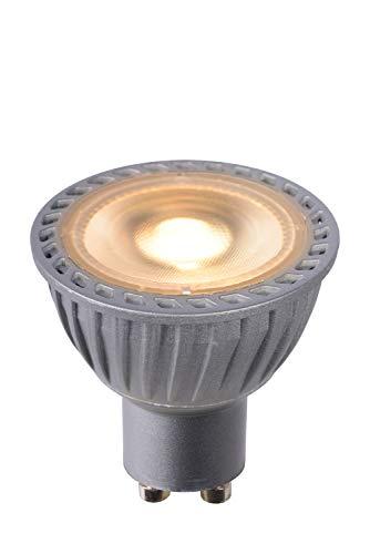 Lucide 49009/05/36 LED-lampen, kunststof, GU10, 5 W, grijs