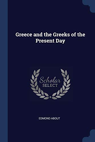 GREECE & THE GREEKS OF THE PRE