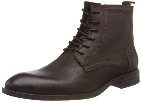 Bianco Herren Laced Up Boot Klassische Stiefel, Braun (Dark Brown 200), 40 EU
