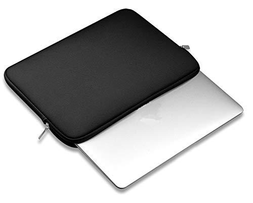 Custodia Protettiva per Laptop 14 Pollici, Custodie morbide per PC Portatili Impermeabile, Involucro Laptop Sleeve Case 2 Scomparti Protezione, Antiurto Borsa Custodia Computer - 360° Protettiva