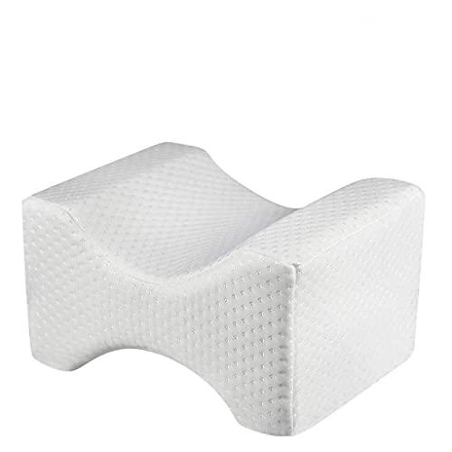 Almohada de rodilla reutilizable, almohadas de la pierna de la pierna de la pierna de la espuma multifuncional para el alivio de la ciática, el dolor de espalda, el dolor en la pierna, el dolor de la