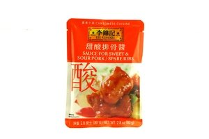 lee kum kee sweet & sour pork or spare ribs sauce [12 units] (078895120356)