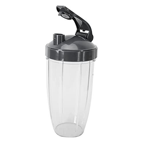 32OZ Blender Cup, Blender Accessories Flip Top to Go Lid Flip Lid Juicer Accessories for 600W 900W for Blender
