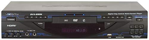 Find Discount Brand New Vocopro Dvx-890k Pro Karaoke Dvd, Cd, Mp3, Cd+g, Divx Player with Usb Input ...