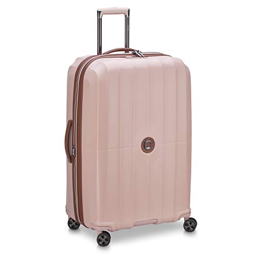 Delsey ST Tropez Trolley, Unisex Adulto, Pink, XL