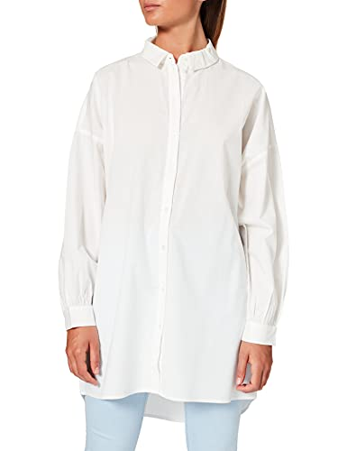 VERO MODA Female Hemd Lang LSnow White