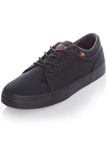DVS Shoe Company Aversa+ Black/Rasta 13
