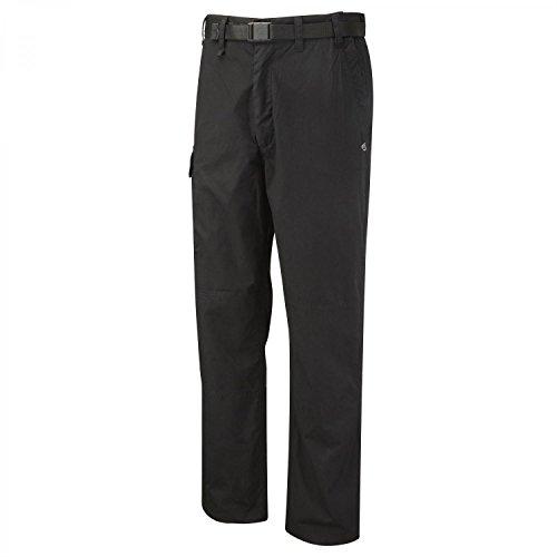 Craghoppers Men's Kiwi Classic Trousers, Black, 32'