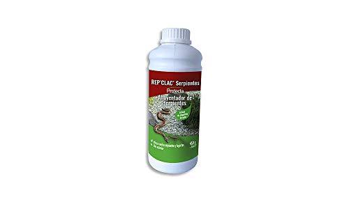 Protecta Rep\' Clac Serpientes - Ahuyentador de Serpientes de Uso Exterior - 450 gr.