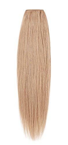 American Dream de qualité Platinum 100% cheveux humains Extensions capillaires 50,8 cm couleur 25 – Blond Clair