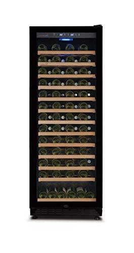 Swisscave 998910003 - Cantinetta termica per vino, 1 zone, colore: Nero