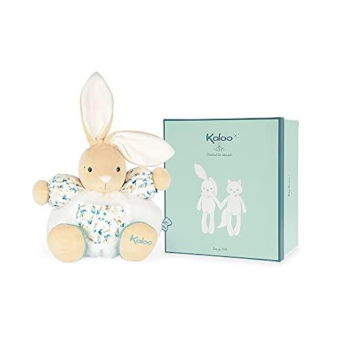 Kaloo - Fripons - Peluche Blandito Justin el Conejo - 25Cm - Juguete de Estímulo - Desde el Nacimiento, K963671 (Producto para bebé)