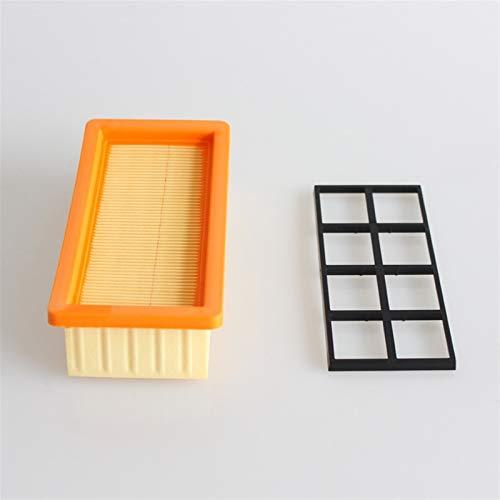 L-Yune, 1PC Vacuum Staub HEPA Filter-Ersatzteile for Karcher 6,415-953,0 AD 3000 AD 3,200 Roboter-Staubsauger-Zubehör