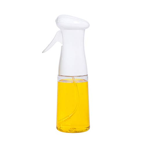 Olive Oil Sprayer, Oil Spray for Cooking,BBQ Cooking Spray Bottle, for Cooking, Baking, Roasting, Grilling, BBQ, Salad, Frying, Kitchen(7.4 ounces)