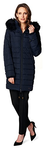Noppies Damen Jacke Jacket Anna, Blau (Dark Blue C165) - 7