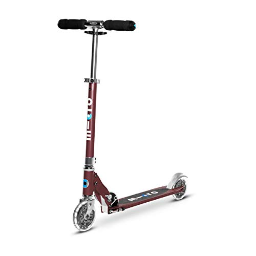 Micro Scooter Sprite Autum red LED SA0209