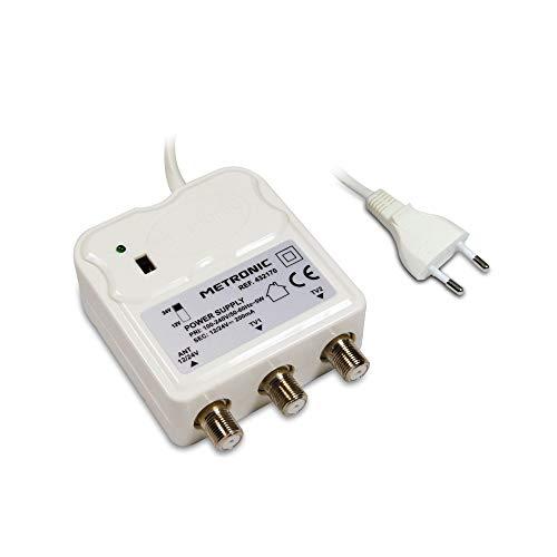 Metronic 432170 Alimentation 12/24V pour amplificateurs TV