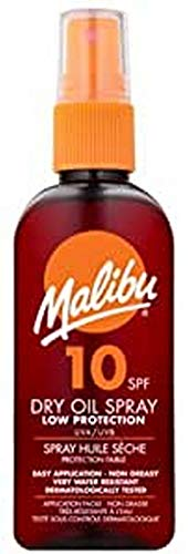 Malibu Dry Oil Spray with SPF10 100 ml